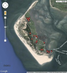 Amrum IRS Geotagging