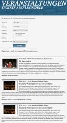 Bsp. Web-Ausgabe Timmendorf